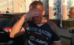 Полицейская погоня в Иркутске