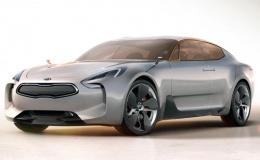 Kia  GT и Kee конкуренты Mercedes-Bens